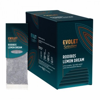 Ceai plicuri Rooibos Lemon Dream Grand Pack, Evolet Selection