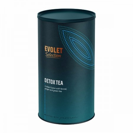 Ceai infuzii la tub Detox Tea, Evolet Selection