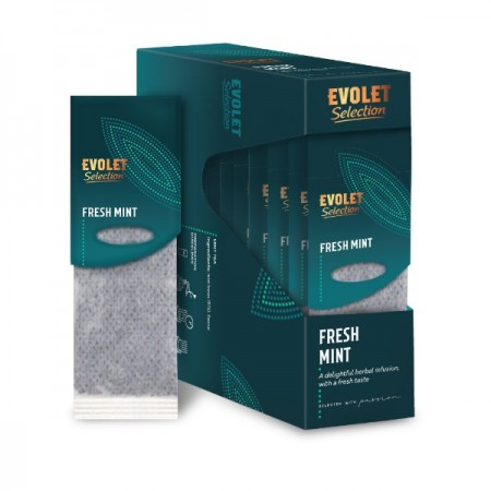Ceai plicuri Fresh Mint Grand Pack, Evolet Selection