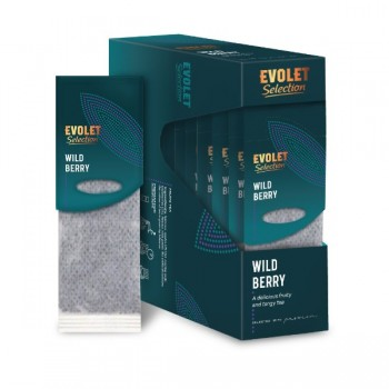 Ceai plicuri Wild Berry Grand Pack, Evolet Selection