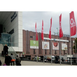 Anuga 2013, Koln, Germania