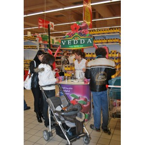Sampling Auchan Ungaria