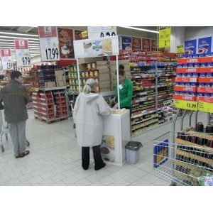 Sampling Kaufland
