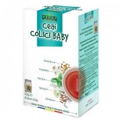 Ceai Colici Baby 20plic 50g