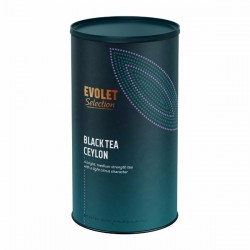 Ceai pentru infuzie la tub Evolet Selection, Black Tea Ceylon