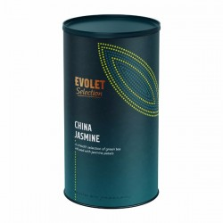 Ceai pentru infuzie la tub Evolet Selection, China Jasmine