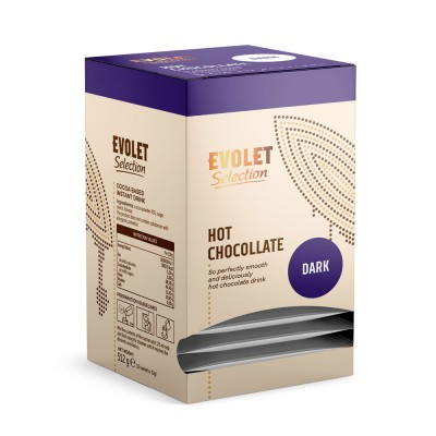 Ciocolata calda - Evolet Selection Dark